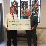 Archdiocese check presentation Feb 2017