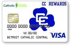 CV Catholic Central Rewards Card MOCK UP