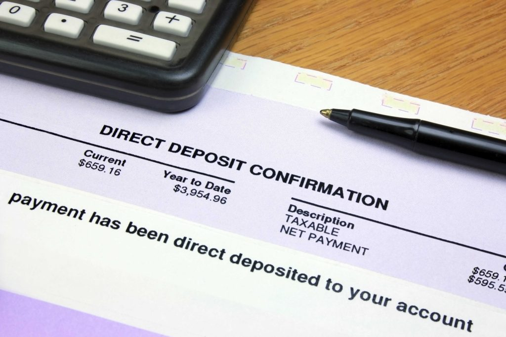 How Direct Deposit Actually Works - Catholic Vantage Financial