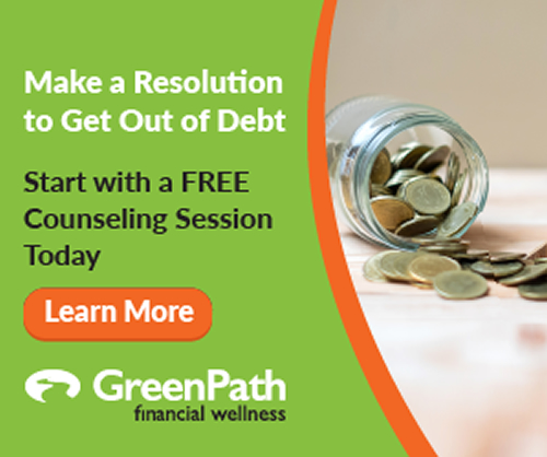 GreenPath Free Counseling Offer