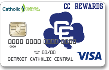 Catholic Central VISA Card