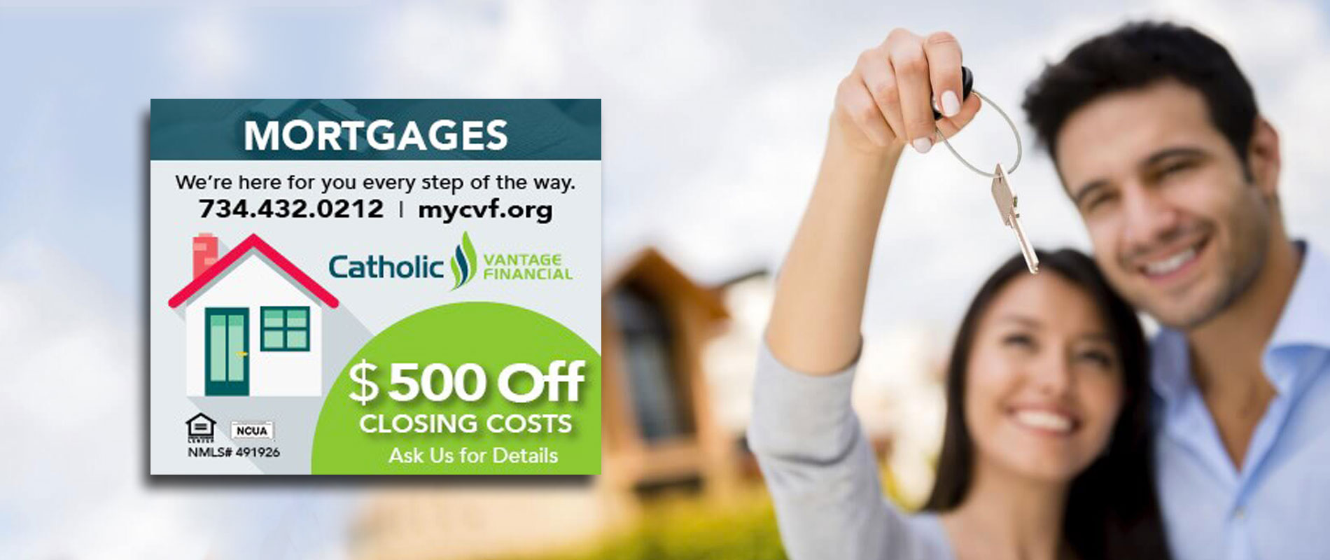 $500 off closing costs