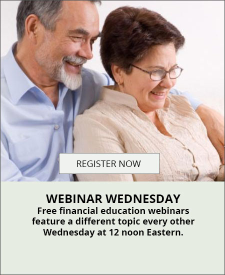 Register for Greenpath Webinar Wednesdays